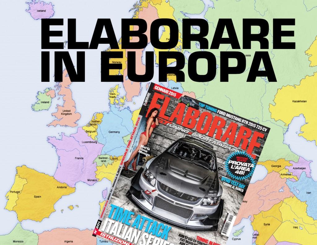 Rvisita Elaborare spedizione Europa abb