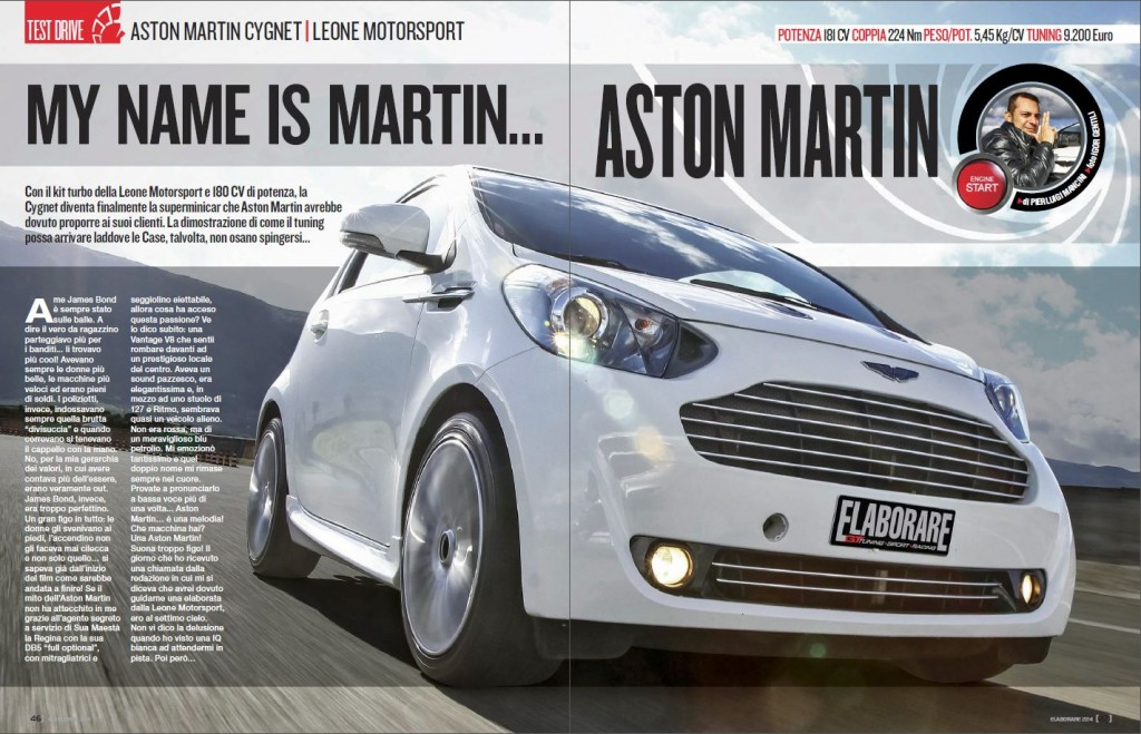 Aston Cygnet