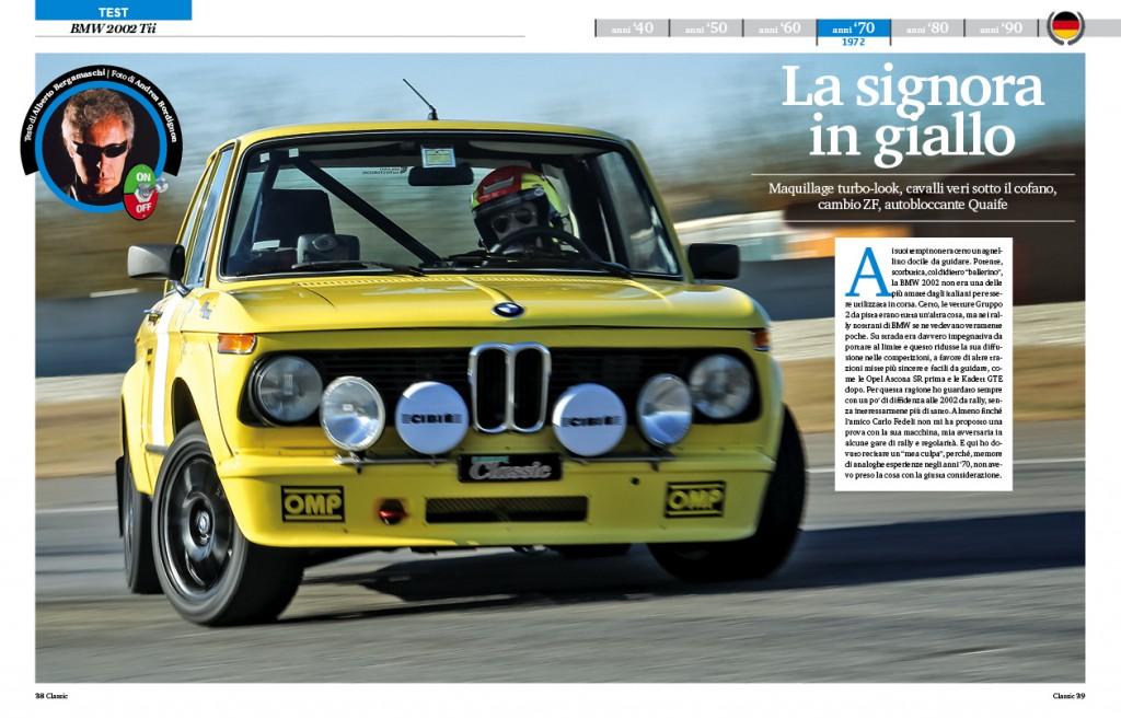 Test BMW 2002