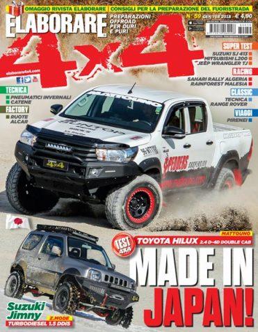 Cover Elaborare 4x4 n.59