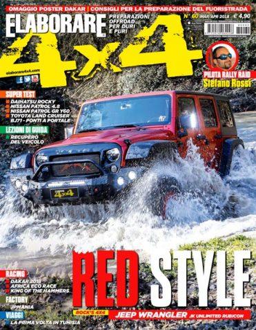 Cover Elaborare 4x4 n. 60