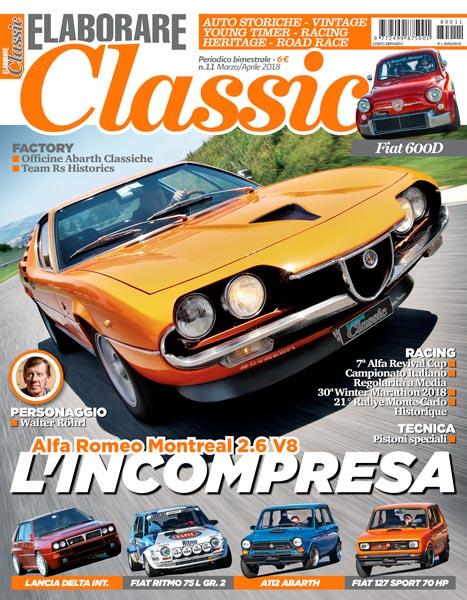 Cover Elaborare Classic 11