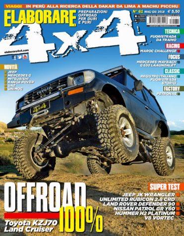 Cover Elaborare 4x4 n.61